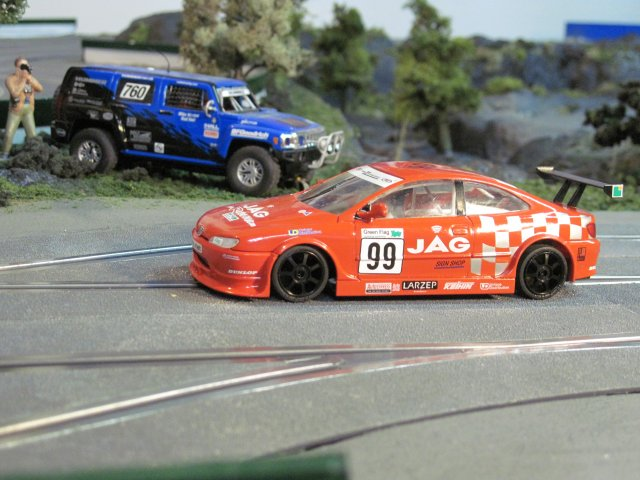 Scitcc Year Two The Cars Page 2 Slot Car