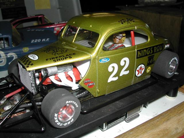 NASTE Chassis 1/24